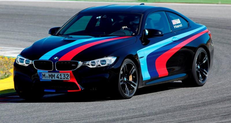Track Drive Video - 2015 BMW M4 11