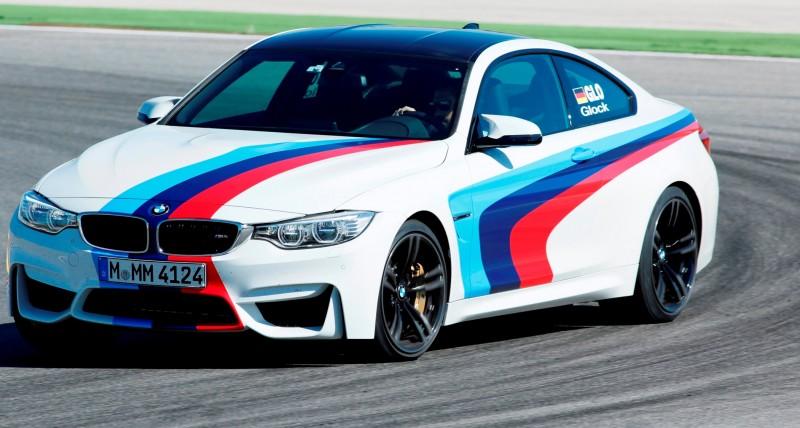 Track Drive Video - 2015 BMW M4 12