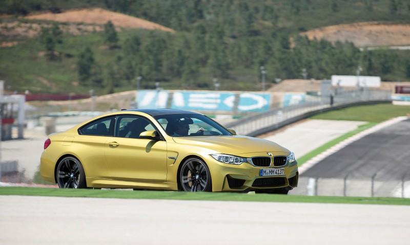 Track Drive Video - 2015 BMW M4 137