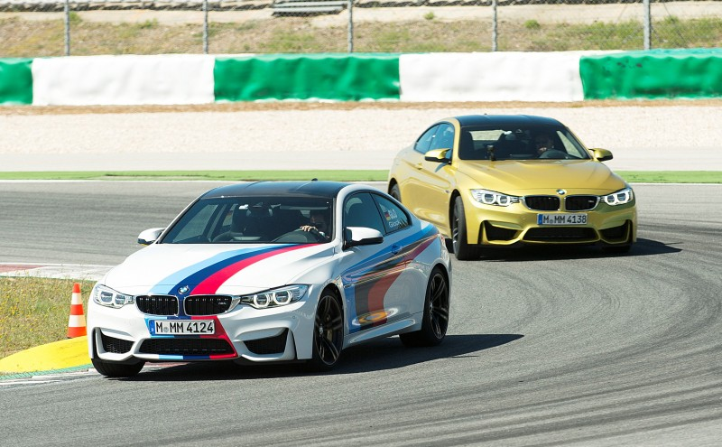 Track Drive Video - 2015 BMW M4 140