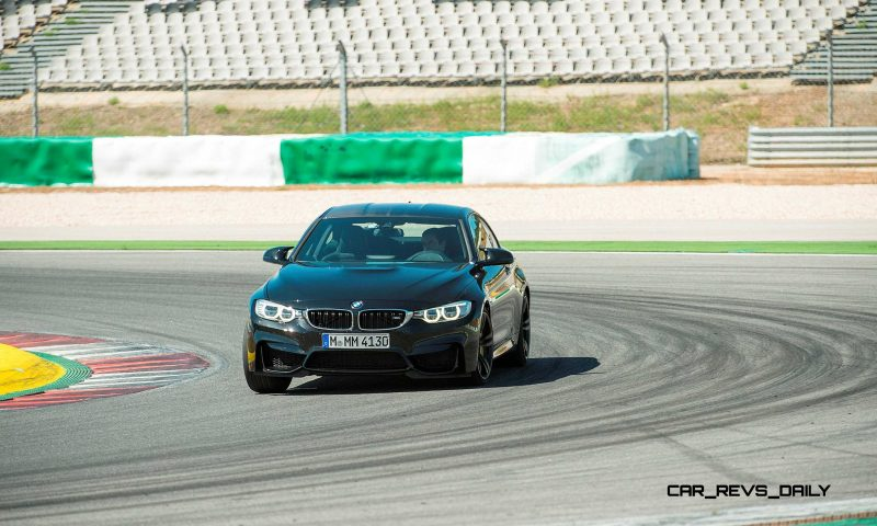 Track Drive Video - 2015 BMW M4 141