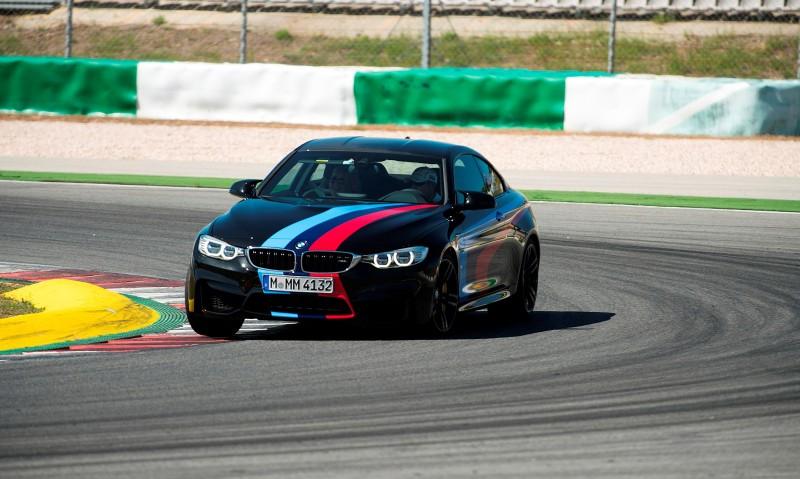 Track Drive Video - 2015 BMW M4 144