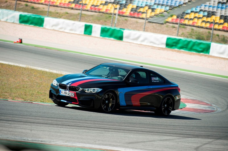 Track Drive Video - 2015 BMW M4 147