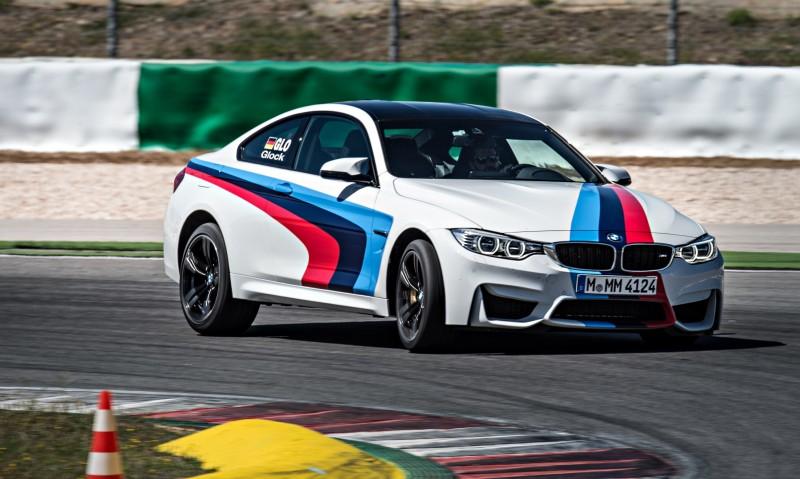 Track Drive Video - 2015 BMW M4 149