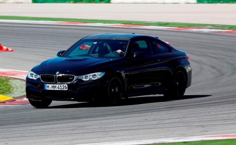 Track Drive Video - 2015 BMW M4 3