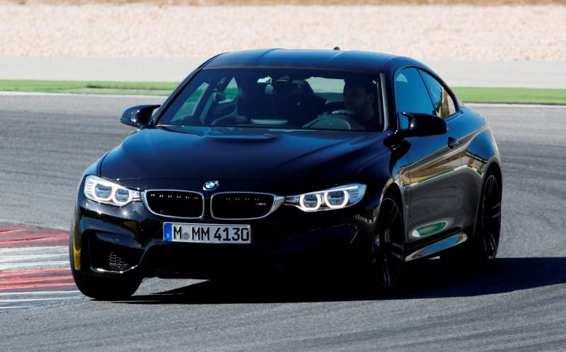 Track Drive Video - 2015 BMW M4 7