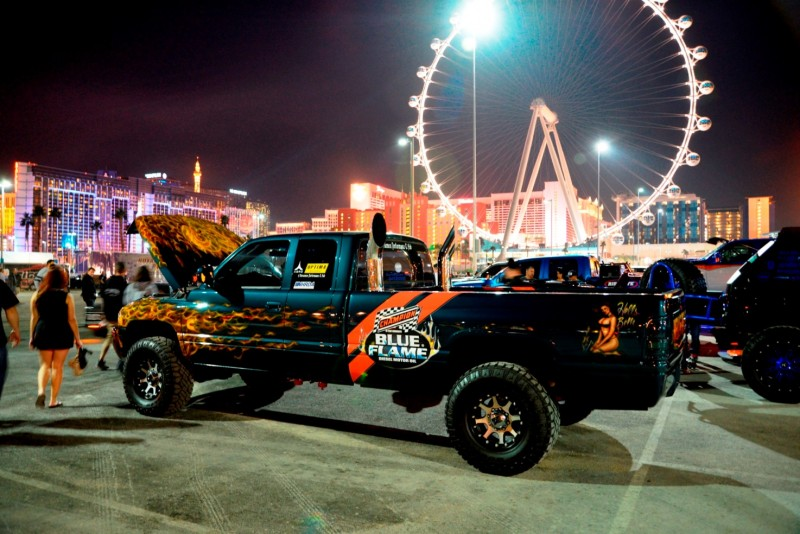 Update1 - SEMA 2014 Gallery - TRUCKS and BIKES 13