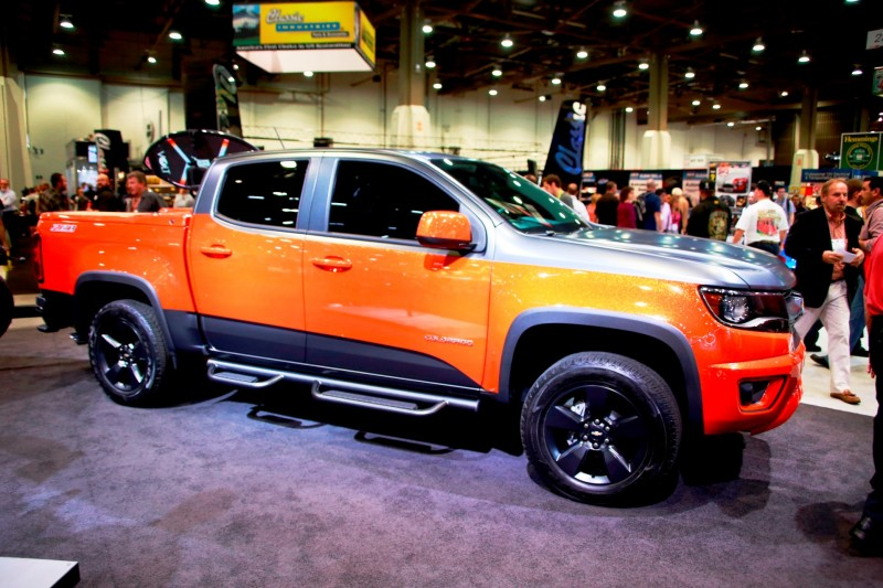 Update1 - SEMA 2014 Gallery - TRUCKS and BIKES 16