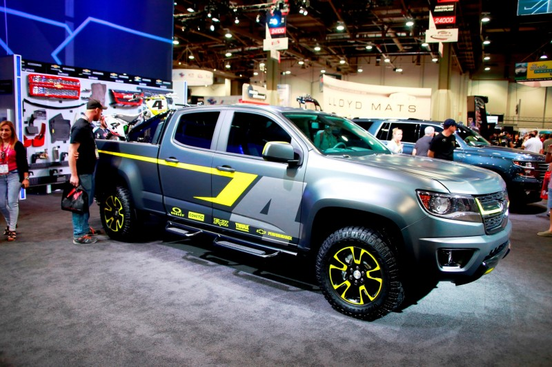 Update1 - SEMA 2014 Gallery - TRUCKS and BIKES 17