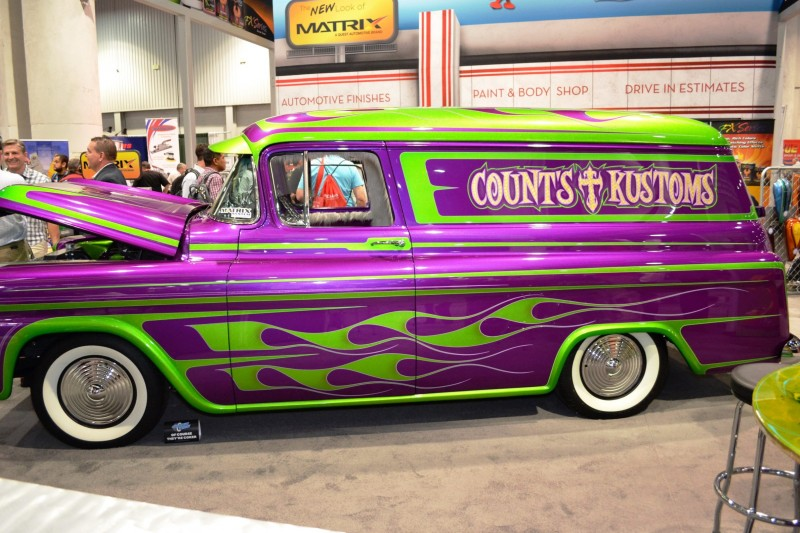 Update1 - SEMA 2014 Gallery - TRUCKS and BIKES 18