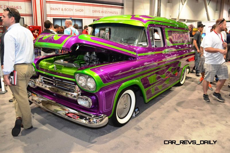Update1 - SEMA 2014 Gallery - TRUCKS and BIKES 19