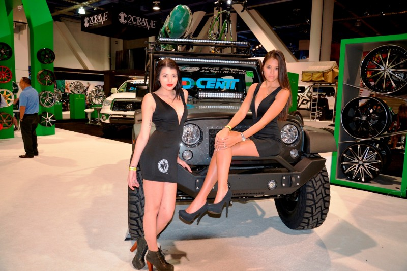 Update1 - SEMA 2014 Gallery - TRUCKS and BIKES 2