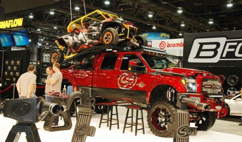 Update1 - SEMA 2014 Gallery - TRUCKS and BIKES 29