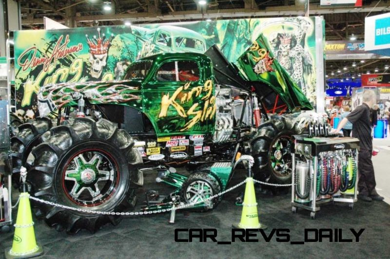 Update1 - SEMA 2014 Gallery - TRUCKS and BIKES 31
