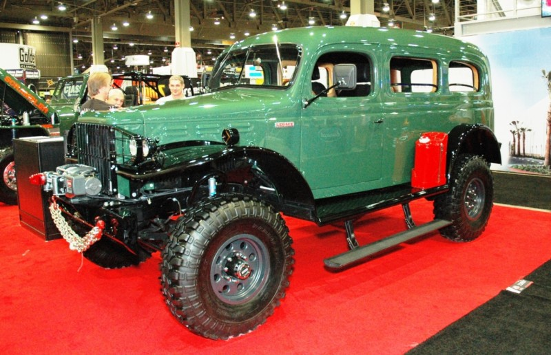 Update1 - SEMA 2014 Gallery - TRUCKS and BIKES 32