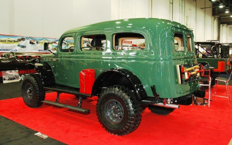Update1 - SEMA 2014 Gallery - TRUCKS and BIKES 33
