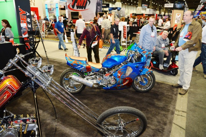 Update1 - SEMA 2014 Gallery - TRUCKS and BIKES 42