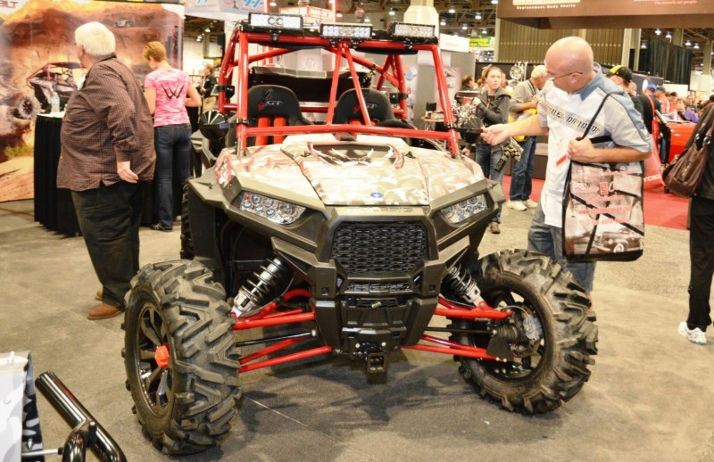 Update1 - SEMA 2014 Gallery - TRUCKS and BIKES 43