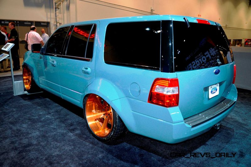 Update1 - SEMA 2014 Gallery - TRUCKS and BIKES 5