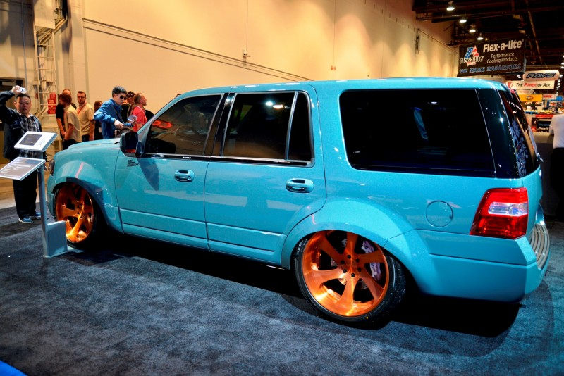 Update1 - SEMA 2014 Gallery - TRUCKS and BIKES 6