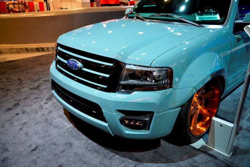 Update1 - SEMA 2014 Gallery - TRUCKS and BIKES 7