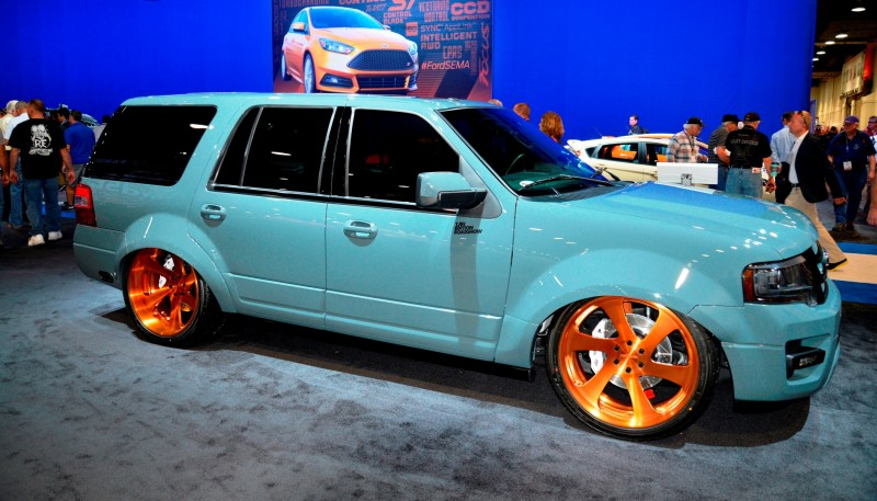 Update1 - SEMA 2014 Gallery - TRUCKS and BIKES 8