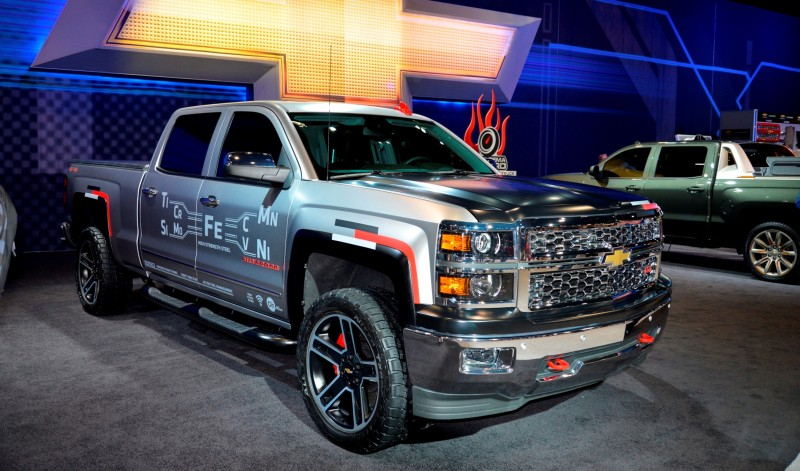 Update1 - SEMA 2014 Gallery - TRUCKS and BIKES 9