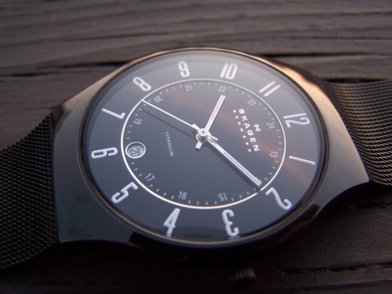 Wrist Check! Best Watch Reco For Under $150 - SKAGEN Havene  27