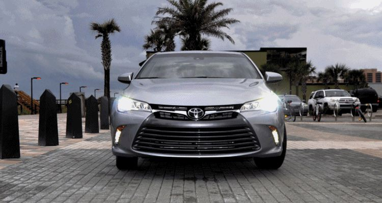 camry xle v6 gif
