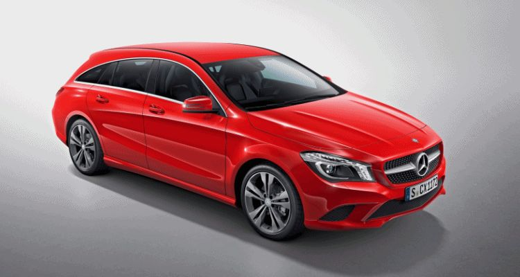 cla250 shooting brake gif