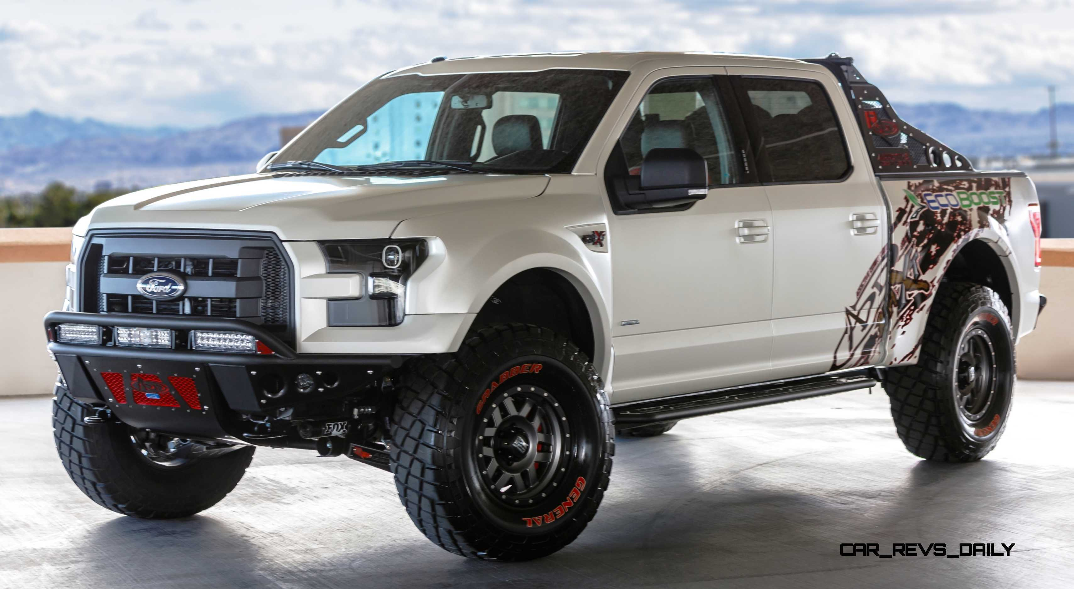 2015 ford f 150 show trucks for sema and la. Black Bedroom Furniture Sets. Home Design Ideas