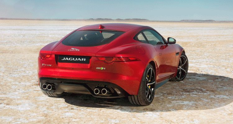 f-type r coupe awd