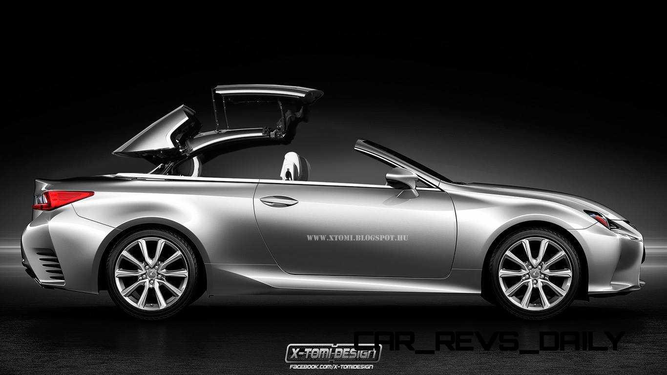 holy wow lexus lf c2 teasing rc350 convertible ahead of la show. Black Bedroom Furniture Sets. Home Design Ideas