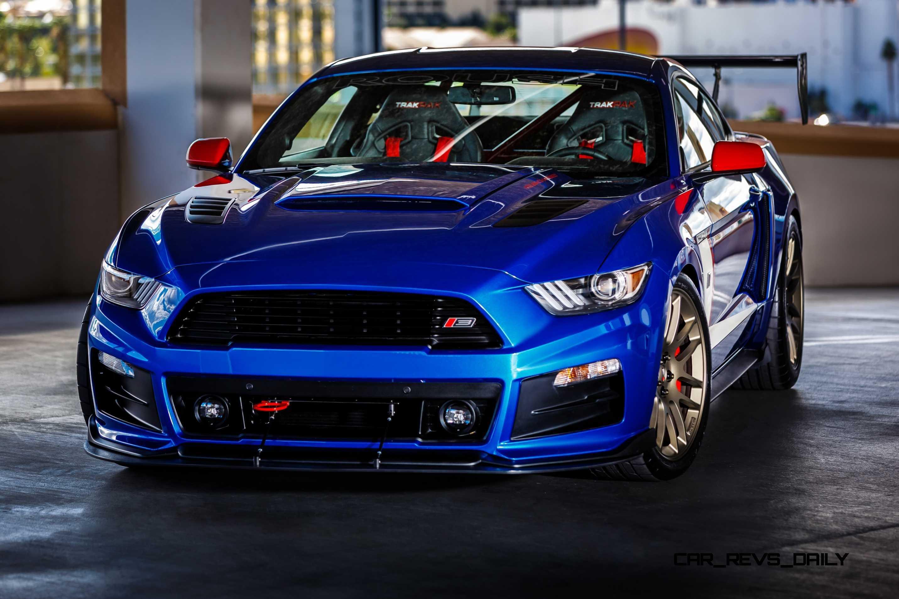 2015 Ford Mustang SEMA Showcars