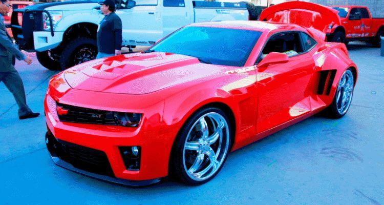 sema 2014 cars 2 gif