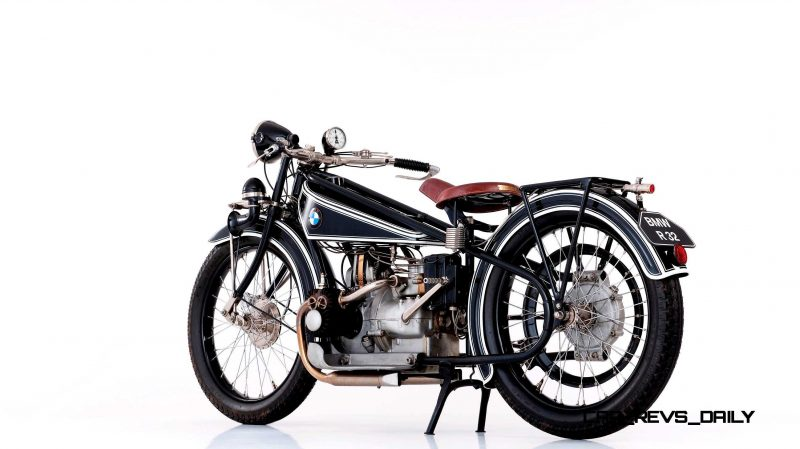 BMW Motorcycles Evolution