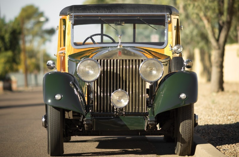 1930 Rolls-Royce Phantom II Shooting Brake 16