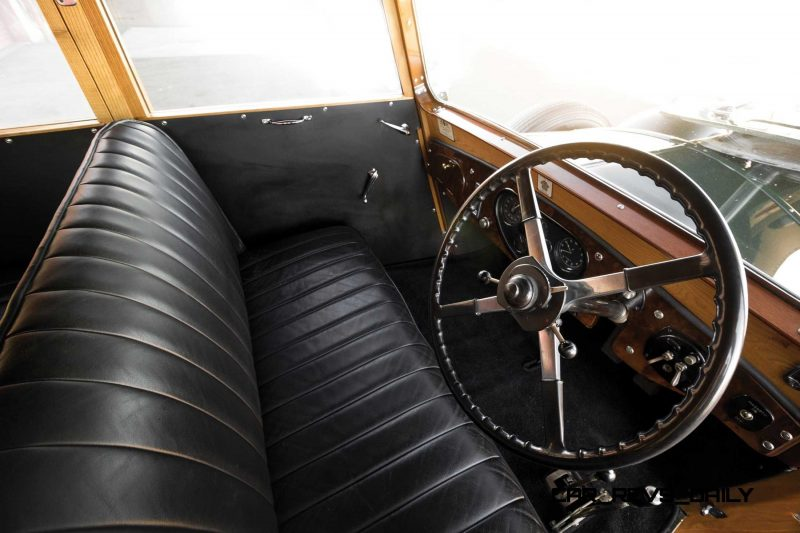 1930 Rolls-Royce Phantom II Shooting Brake 4