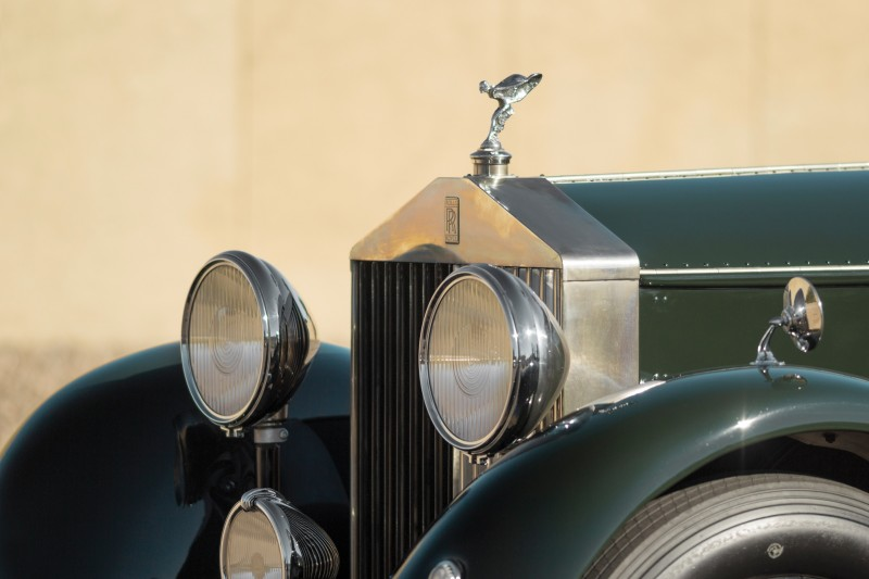 1930 Rolls-Royce Phantom II Shooting Brake 9