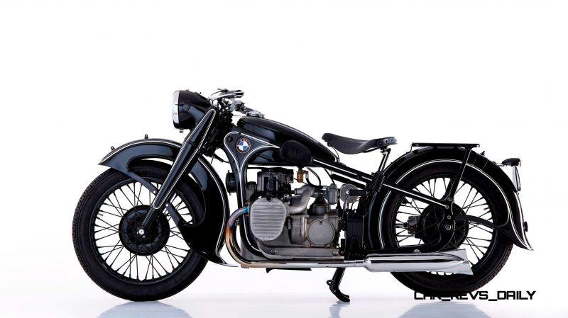 1935 BMW R12 1