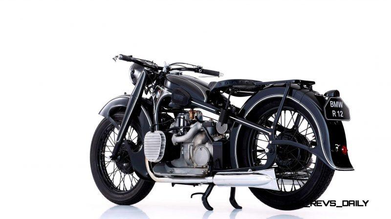 1935 BMW R12 2