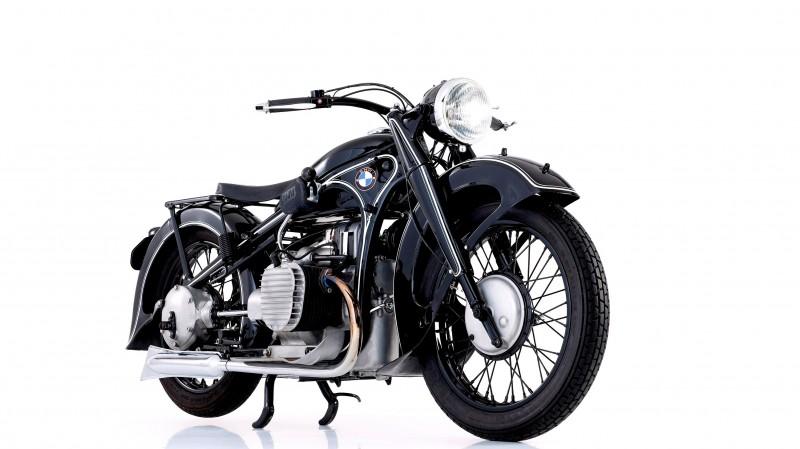 1935 BMW R12 5