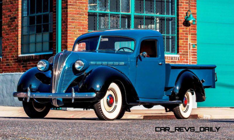1937 Hudson Terraplane Series 70 Pickup 1