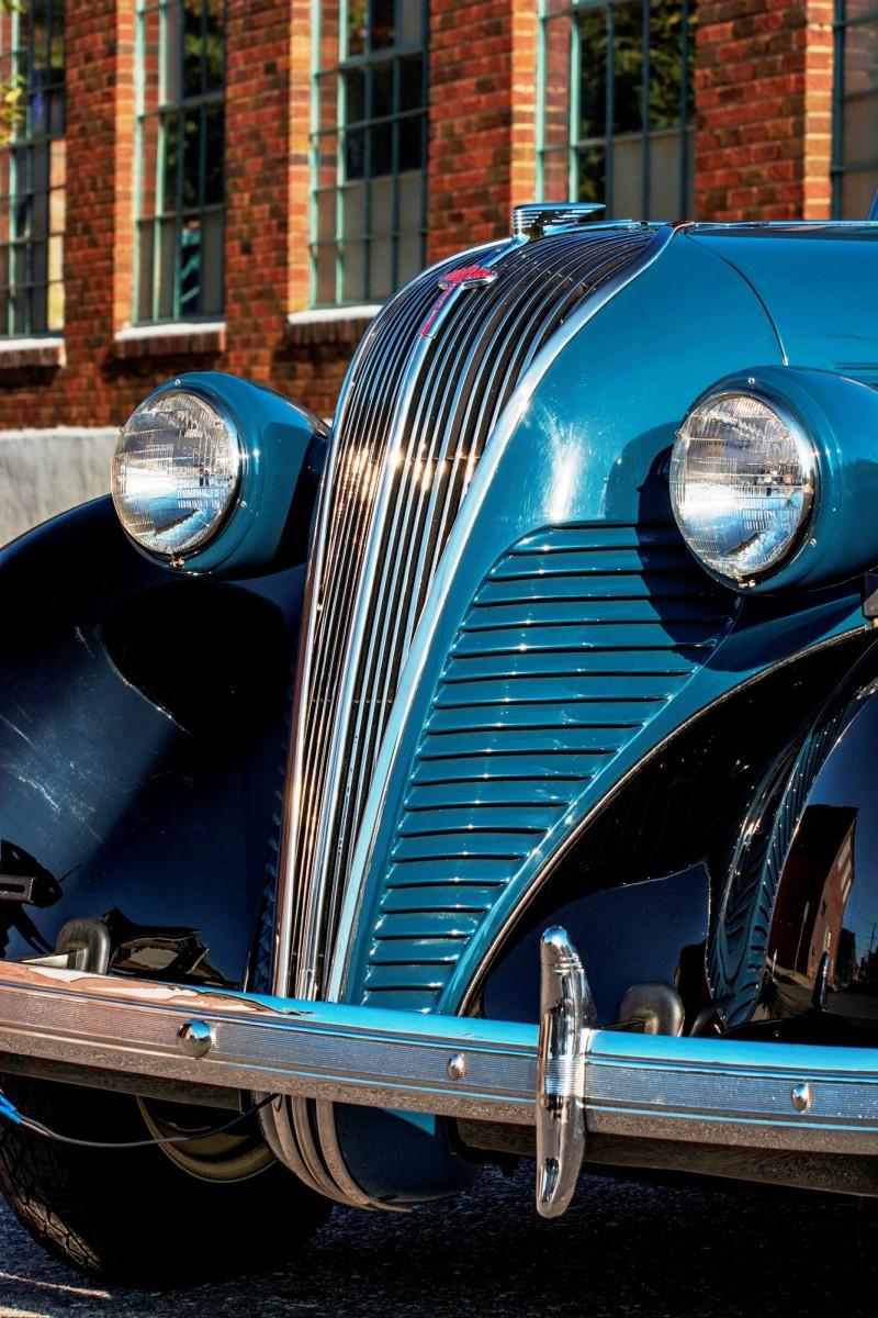 1937 Hudson Terraplane Series 70 Pickup 11