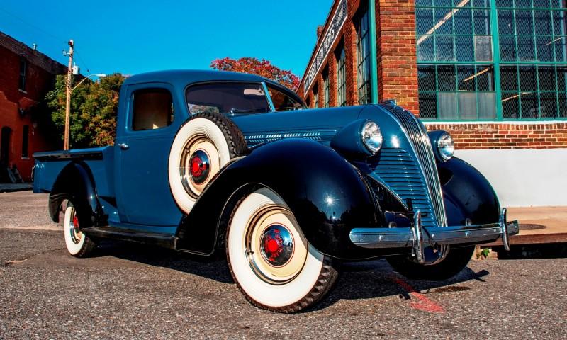 1937 Hudson Terraplane Series 70 Pickup 16