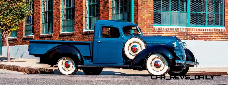 1937 Hudson Terraplane Series 70 Pickup 4