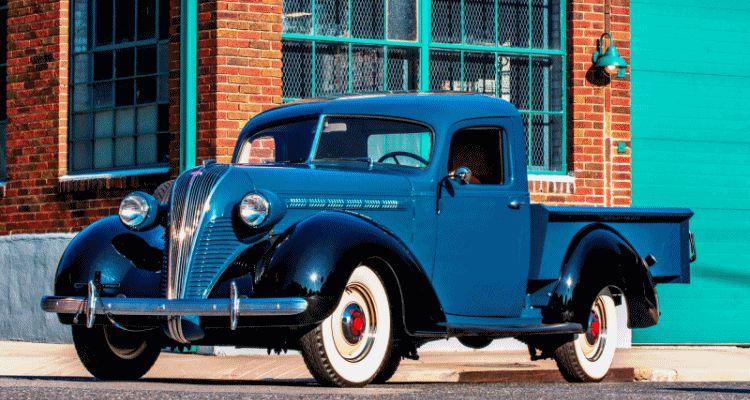 1937 Hudson Terraplane Series 70 Pickup
