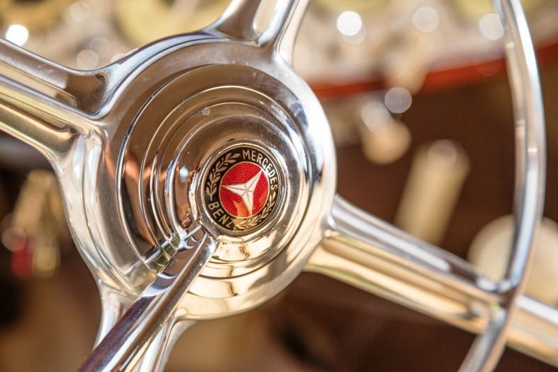 1937 Mercedes-Benz 540K Sport Cabriolet A by Sindelfingen 13