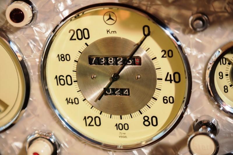 1937 Mercedes-Benz 540K Sport Cabriolet A by Sindelfingen 14