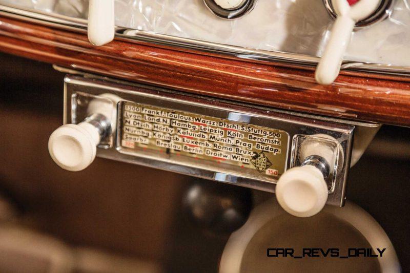 1937 Mercedes-Benz 540K Sport Cabriolet A by Sindelfingen 16